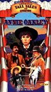 Shelley Duvall's American Tall Tales & Legends: Annie Oakley (1998 VHS)