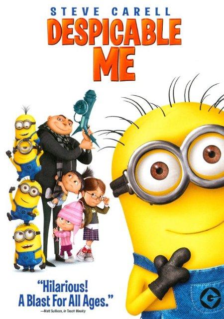 Despicable Me (2010 DVD)