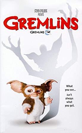 Gremlins (1985-2001 VHS)