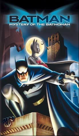 Batman: Mystery of the Batwoman (2003 VHS)