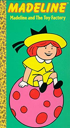 Madeline: Madeline and the Toy Factory (Golden Books Family Entertainment)