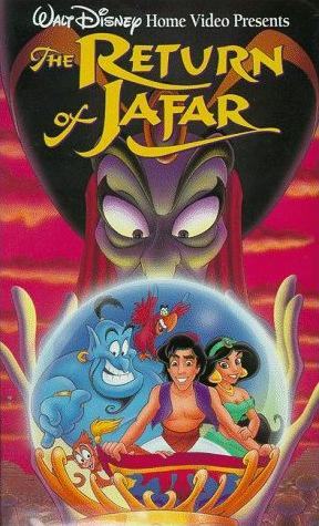 The Return of Jafar (1994 VHS)