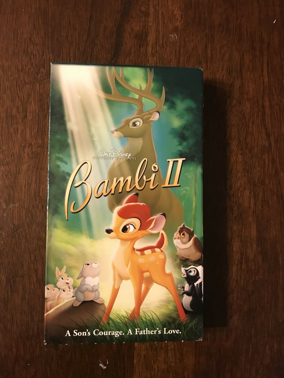 Bambi II (2006 DVD/VHS)