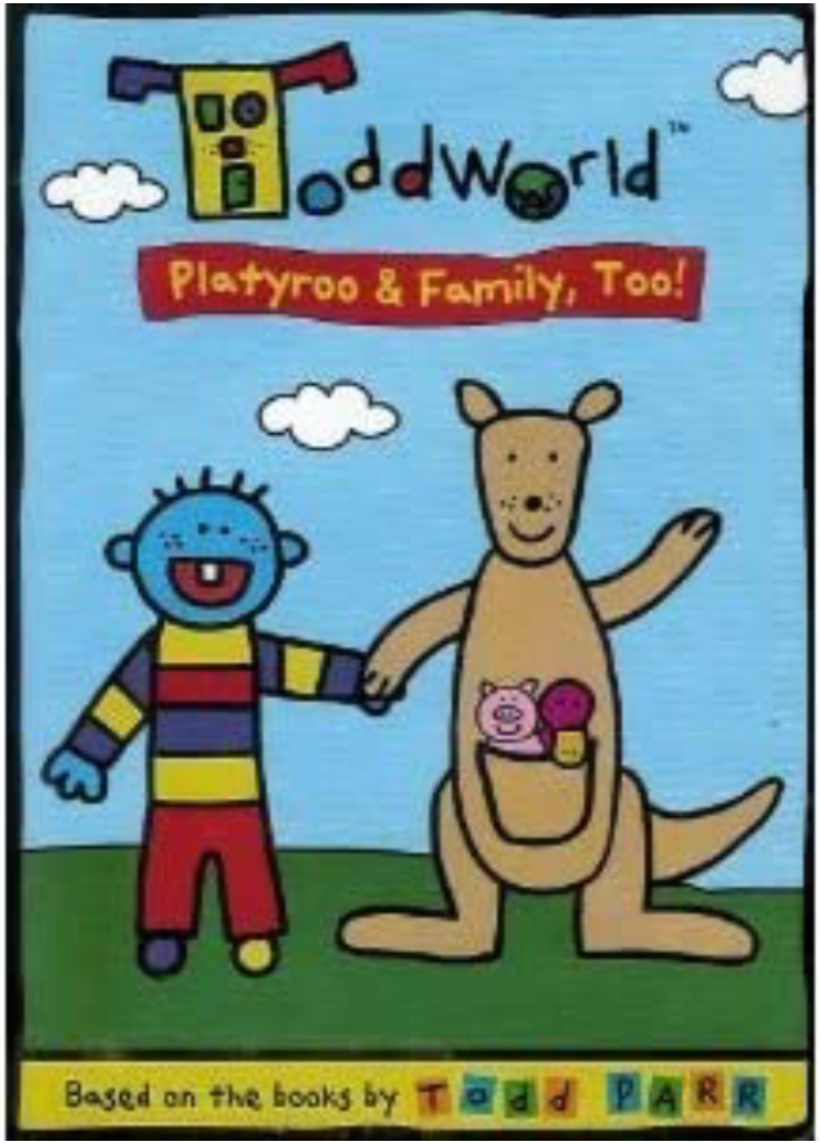 ToddWorld: Platyroo and Family Too (2005 DVD)