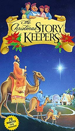 The Christmas Story Keepers (1997-2002 VHS)