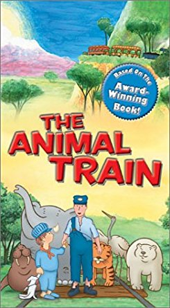 The Animal Train (2002 VHS)