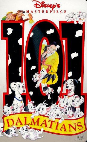 101 Dalmatians (1999 VHS)