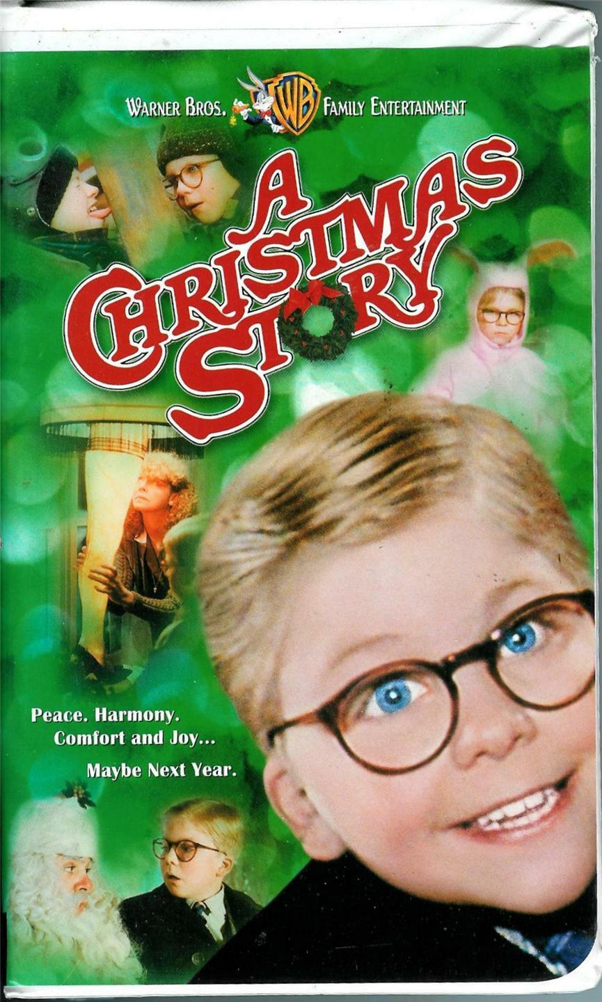 A Christmas Story (1999-2001 VHS)