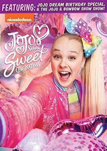 JoJo Siwa: Sweet Celebrations (2019 DVD)