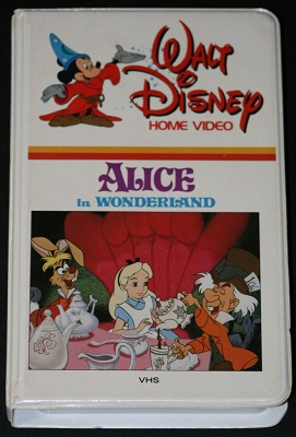 Alice in Wonderland (1981-1983 VHS)