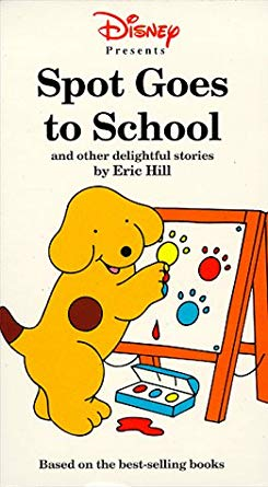 Spot Goes to School (1994-2000 VHS)