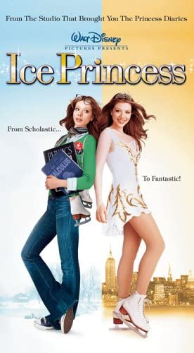 Ice Princess (2005 DVD/VHS)