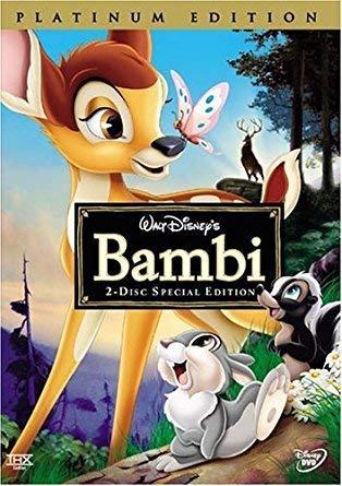 Bambi (2005 DVD/VHS)