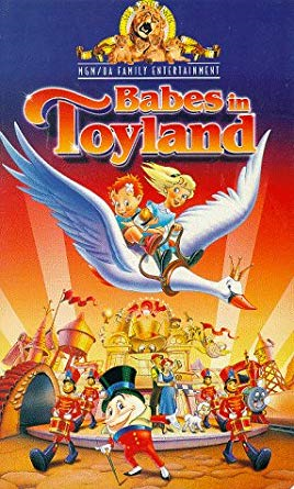Babes in Toyland (1997-1999 VHS)