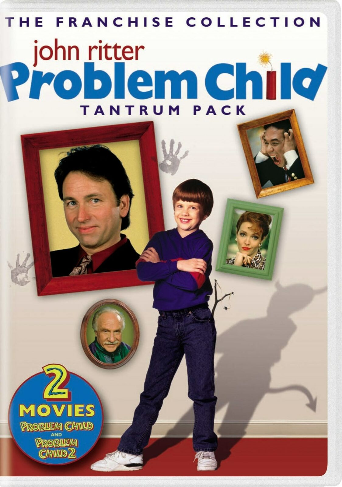 Problem Child: Tantrum Pack (2004 DVD)
