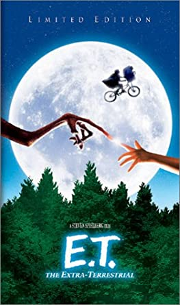 E.T. the Extra-Terrestrial (1988-2002 VHS)