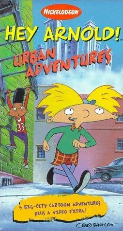 Hey Arnold! Urban Adventures (1997 VHS)