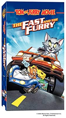 Tom and Jerry: The Fast and the Furry (2005 VHS)