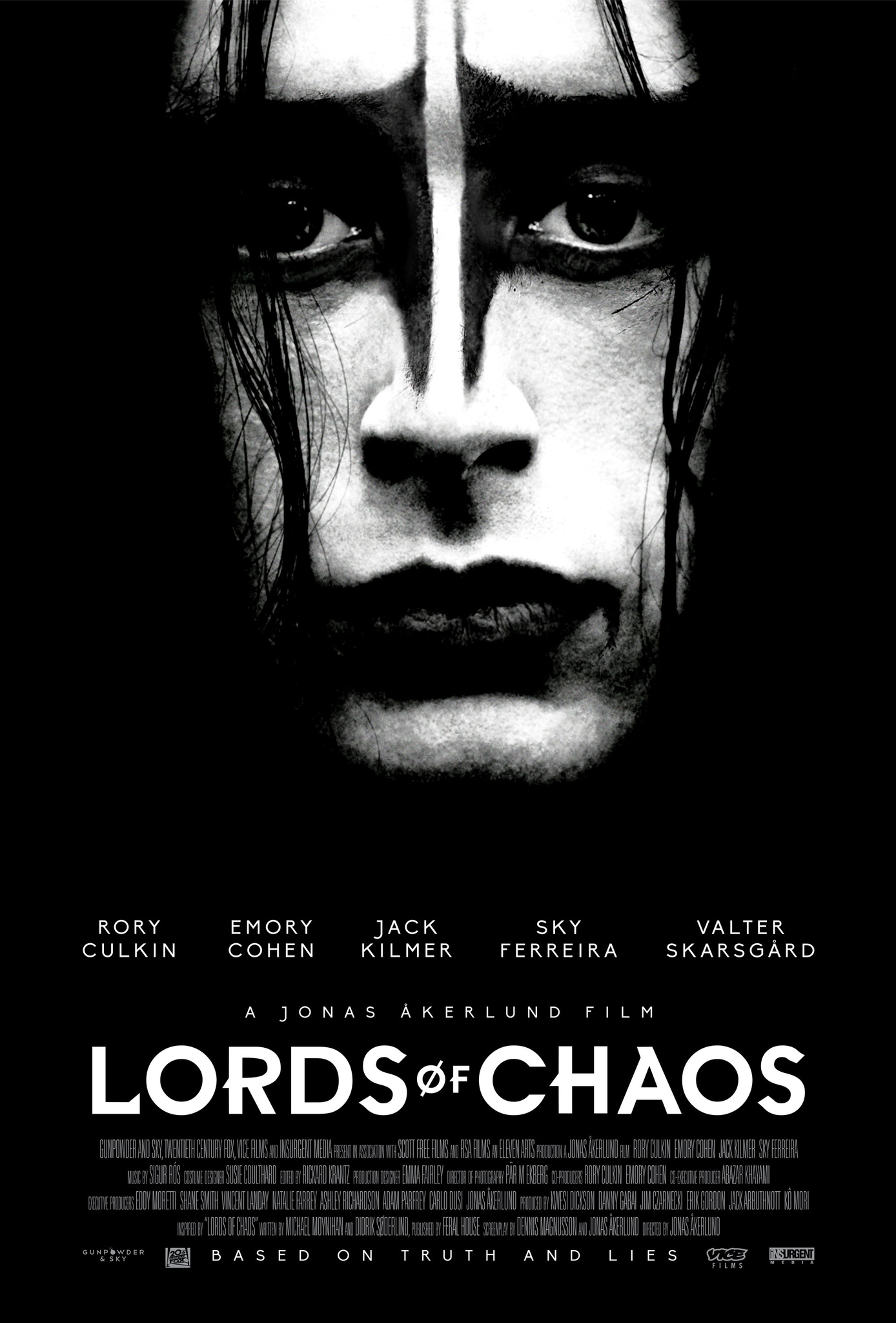 Lords of Chaos (2019 VHS)