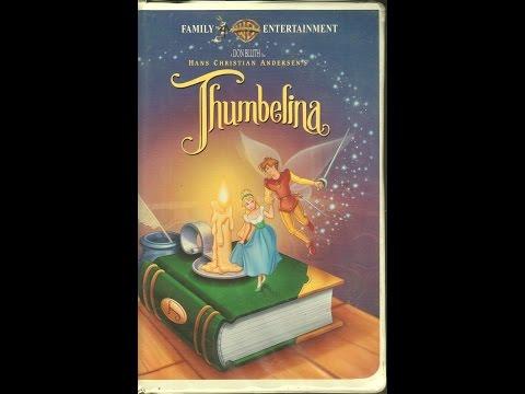 Thumbelina (1994-1999 VHS)