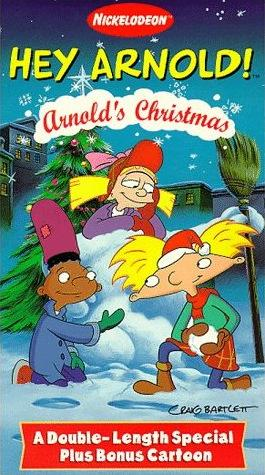 Hey Arnold: Arnold's Christmas (1997 VHS)