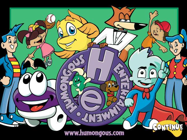 Humongous Entertainment Product Catalog (Spring 1999) (V1)