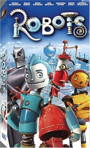 Robots (2005 VHS)