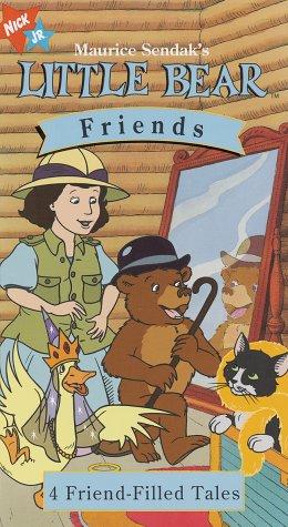 Little Bear: Friends (1999 VHS)