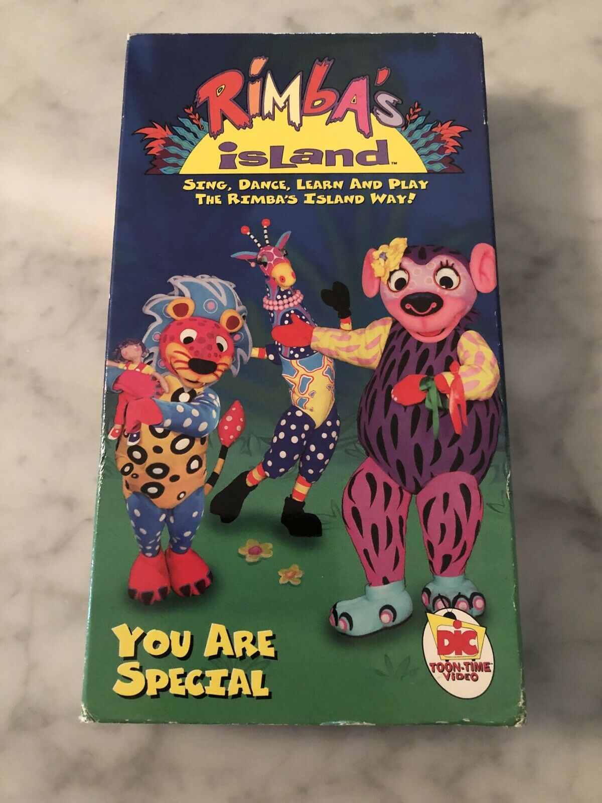 Rimba's Island: You Are Special (1995 VHS)
