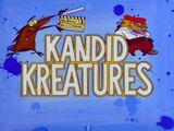 Kandid Kreatures