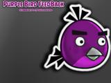Комикс: Angry Birds Underworld: Purple Bird Feedback