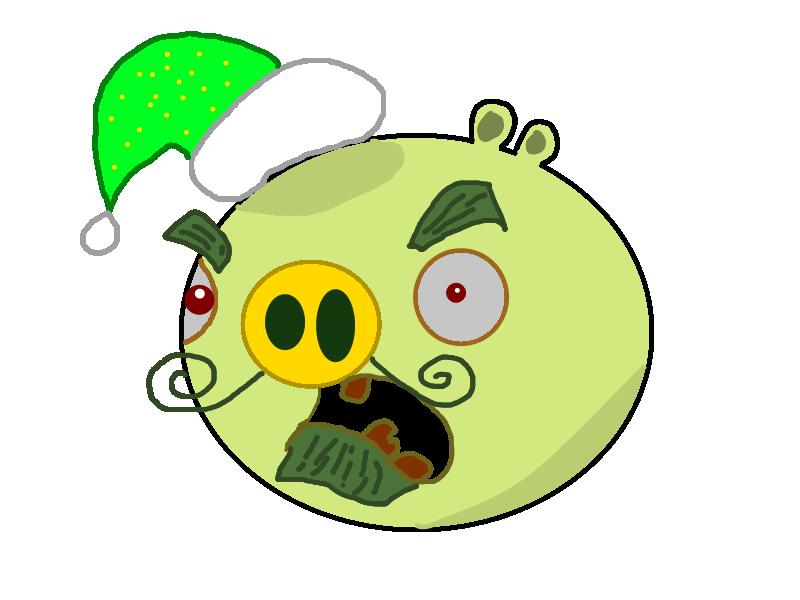 Зомби Клаус