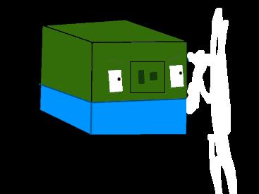 Зомби (PiggyCraft)