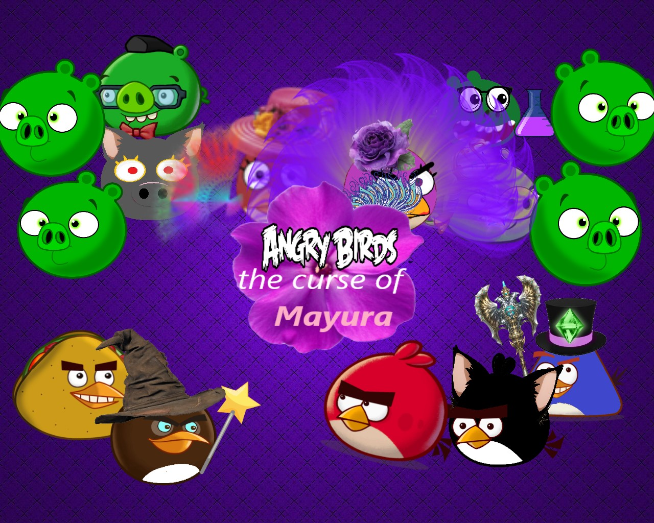 Angry Birds: The Curse of Mayura