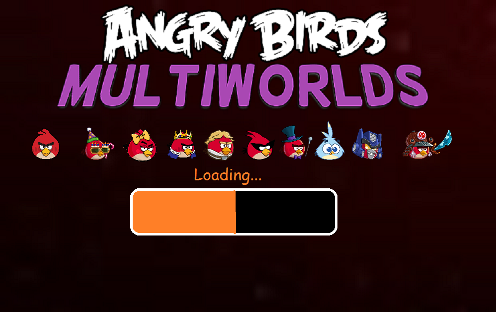Angry Birds MultiWorlds