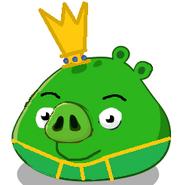 Король Свиней/Великая орлиная вселенная