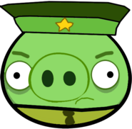 Captain Green Elephant