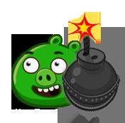 Взрывная свинья