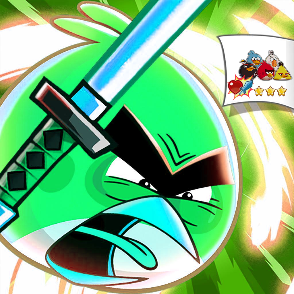 Angry Birds: The Revival of Destroyed Empires