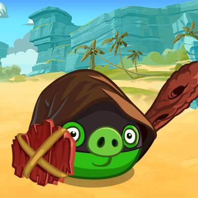 Враги Angry Birds Epic Adventure