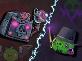Комикс: Shadows vs. Blast