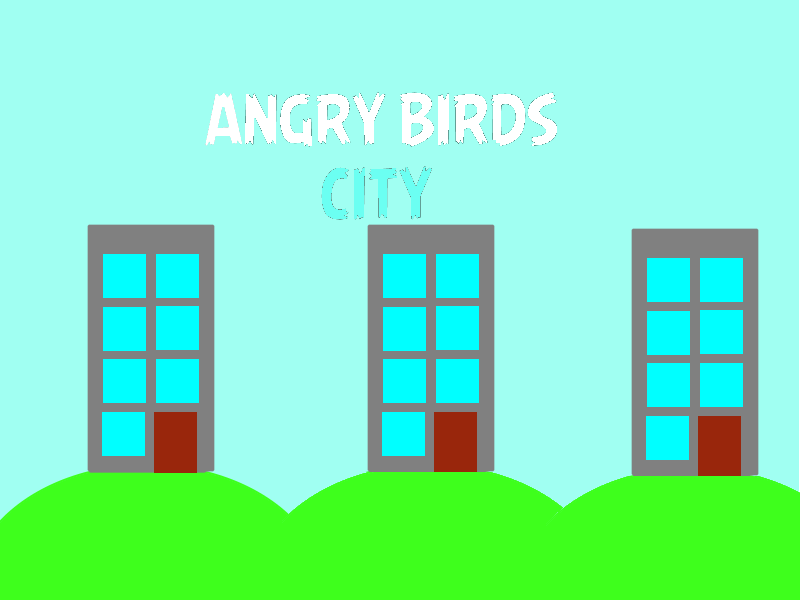Angry Birds City