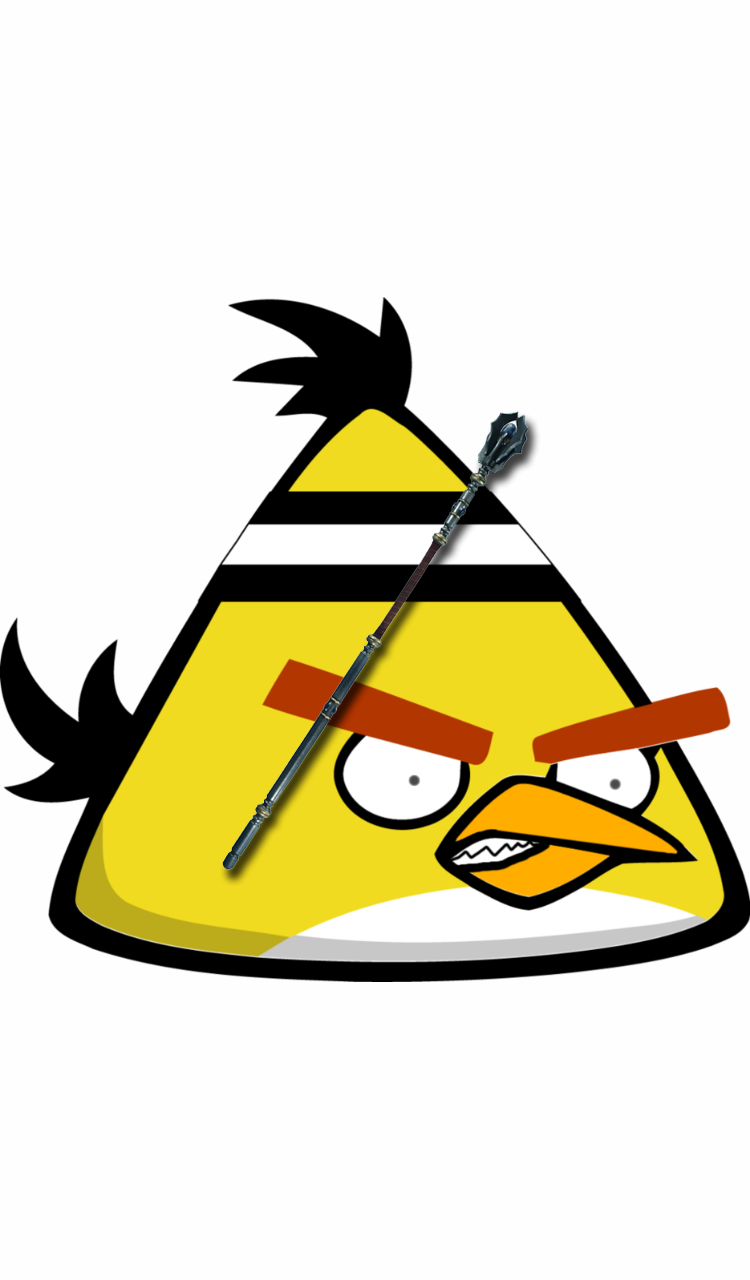 Чак (Angry Birds Magical Adventures)