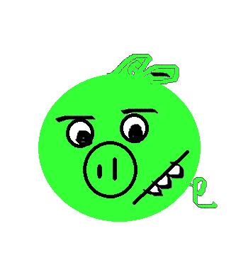 Неудачная свинья