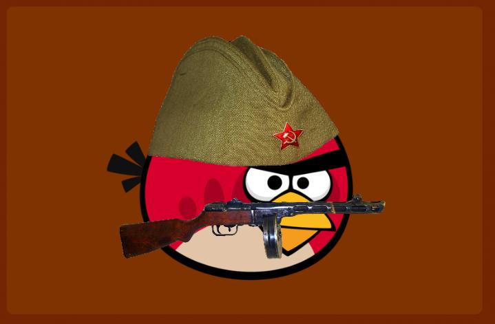 Angry Birds: Second World War
