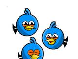 Синяя троица
