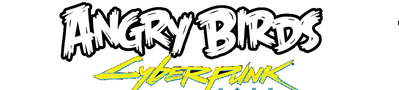 Angry Birds Cyberpunk