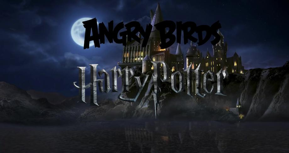 Angry Birds: Harry Potter (Неканоничная вселенная)