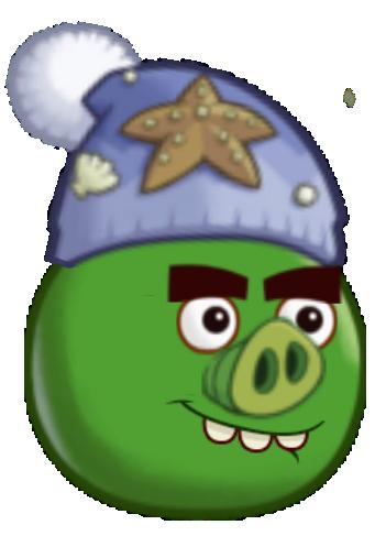 Гарри (Angry Birds: Home Alone)