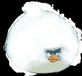 Большие снежные птицы